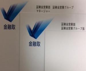 東京金融取引所の社員